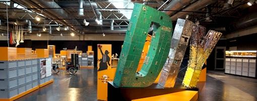 Introbereich der DIY Ausstellung. Foto: Tine Nowak