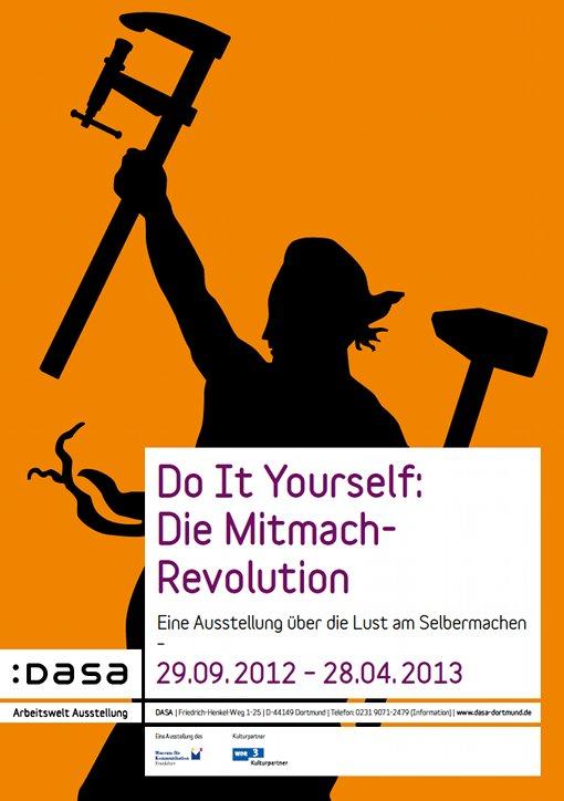 DIY Ausstellung DASA Dortmund