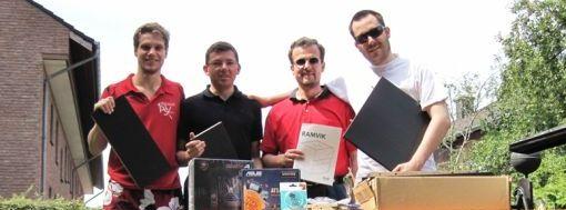 Das Wawerko-Team