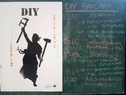 DIY Bar Camp, Foto: Tine Nowak (via Android)