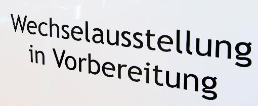 DIY Aufbau - Besucherinformation, Foto: Tine Nowak