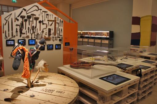 DIY Ausstellung - Bereich Hobby, Foto: Nowak