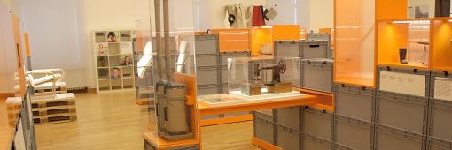 Bereich Arbeit: DIY-Ausstellung Berlin, Foto: Nowak