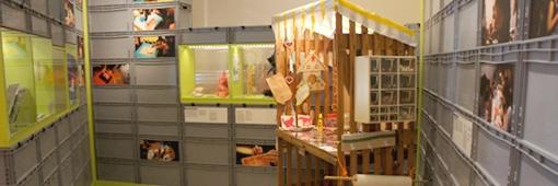 Radical Crafting: DIY-Ausstellung Berlin; Foto: Nowak
