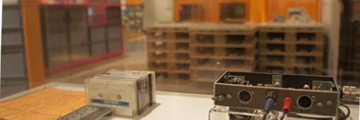 Radiobastler: DIY-Ausstellung Berlin; Foto: Nowak