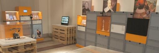 Wissenssammlung + Erfindungen: DIY Ausstellung; Foto: Nowak