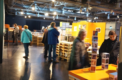 Eröffnung DIY Ausstellung in der DASA Dortmund. Foto: Tine Nowak