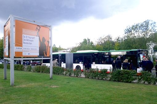 Eröffnung und Dortmunder Museumsnacht. Foto: Tine Nowak