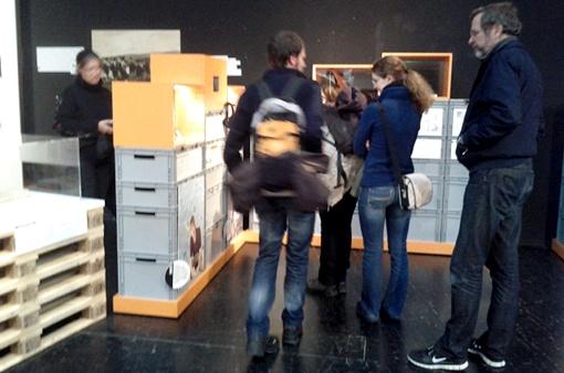 Eröffnung der DIY Ausstellung in der DASA Dortmund. Foto: Tine Nowak