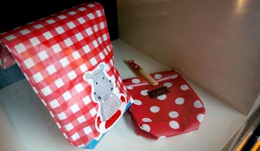 Bereich Arbeit: FrauJottpunkts Lunchbag. Foto: Tine Nowak