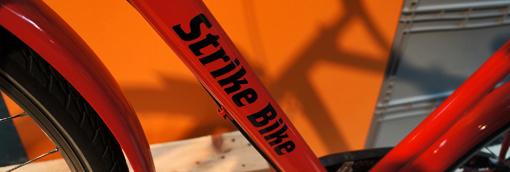 Strikebike. Foto: Tine Nowak