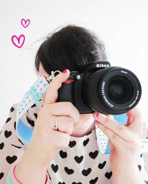 DIY Kameraband. Foto: Katharina Cholewa